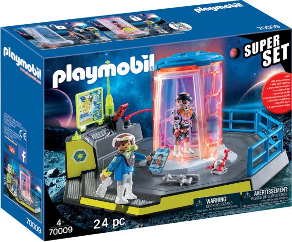 Superset Galaxy Police Rangers