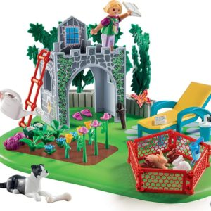 Playmobil SuperSet Family Garden 70010