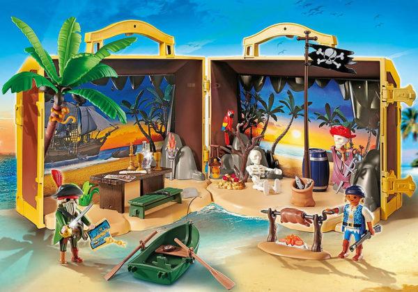 Take Along Pirate Island