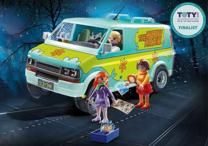 Scooby-Doo! Mystery Machine