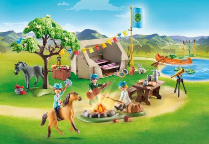 Summer Campground