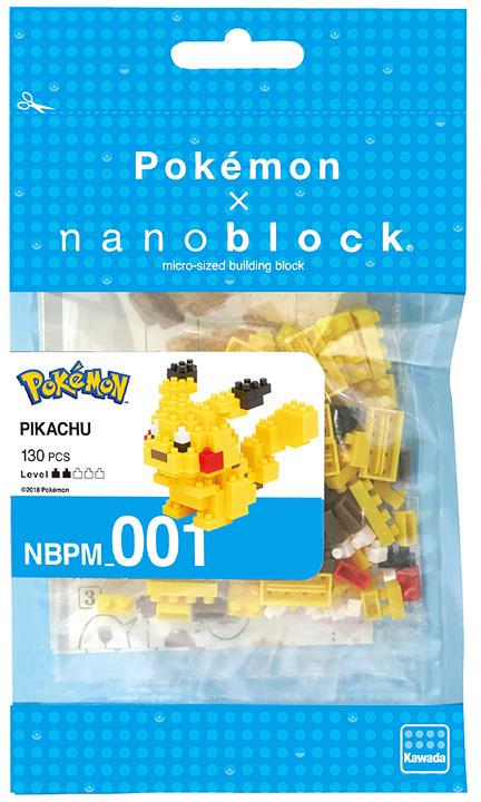 Nb - Pikachu - Pokemon