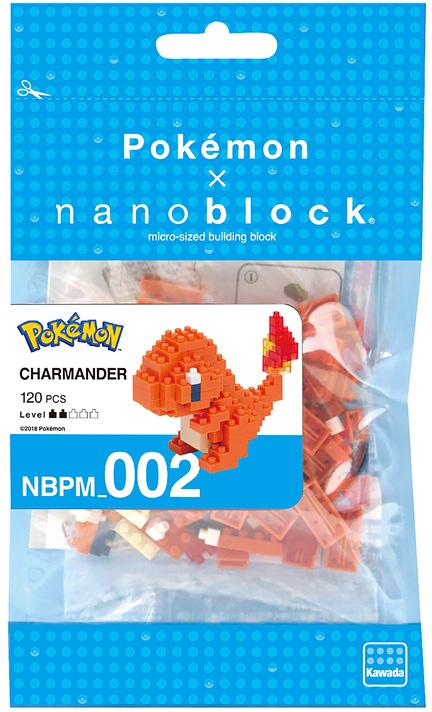 Nb - Charmander - Pokemon