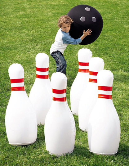 Giant Inflatable Lawn Bowling