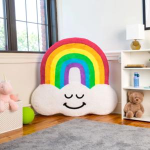 Rainbow Floor Floatie Cushion