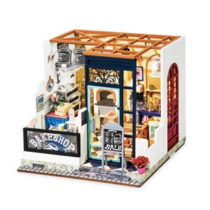 DIY Miniature Kit: Bake Shop