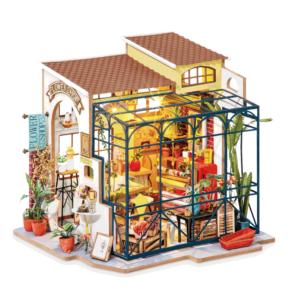 DIY Miniature Kit: Emily's Flower Shop