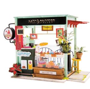 DIY Miniature Kit: Ice Cream Station