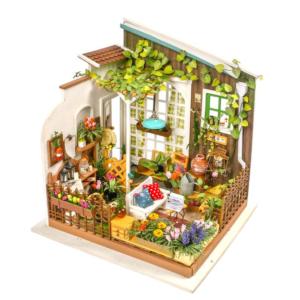 DIY Miniature Kit: Miller's Garden
