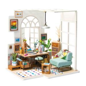 DIY Miniature Kit: Soho Time