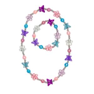 Flutter Me By Necklace & Bracelet Set