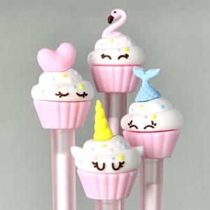 Gel Pen: Cupcake