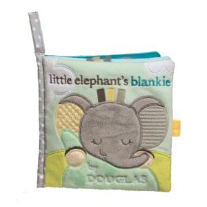 Soft Activity Book: Little Elephant's Blankie
