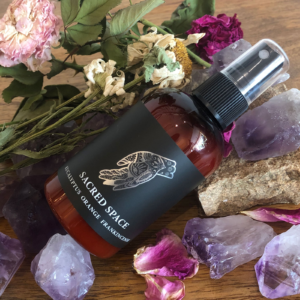 Body and Room Mist: Sacred Space (4oz)