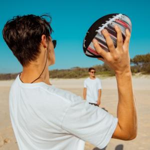 "Beach Football 9"""