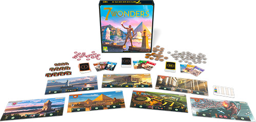 7 Wonders New Edition