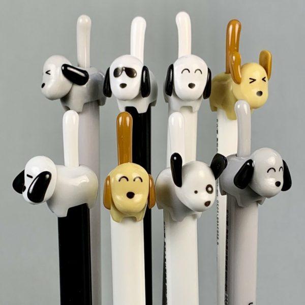 Dog Tail Gel Pen-48