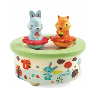 Baby Melody Magnetic Music Box