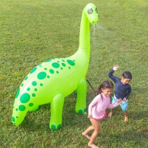 Gigantic Inflatable Dino Sprinkler