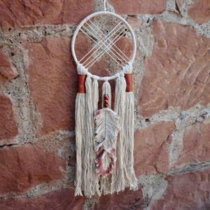 "Dream Catcher Mystic Knot (10"")"