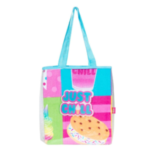 Towel & Tote Bag Just Chill