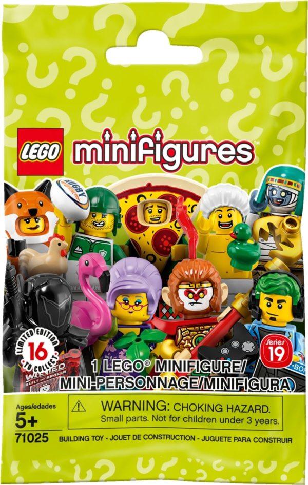 Lego Mini Figures Series 19