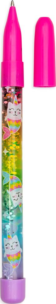 Rainbow Glitter Wand Pens