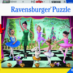 Ballet Rehearsal 60Pc Puzzle