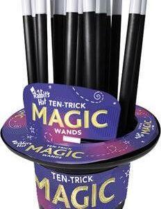 Rabbit's Hat Ten-Trick Magic Wand