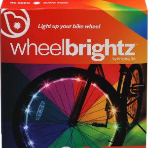Wheelbrightz Color Morphing LED Bicycle Wheel Light