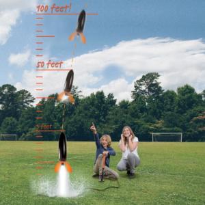Liquifly Deluxe Rocket
