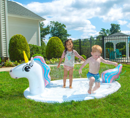 Inflatable Splashy Sprinkler - Unicorn