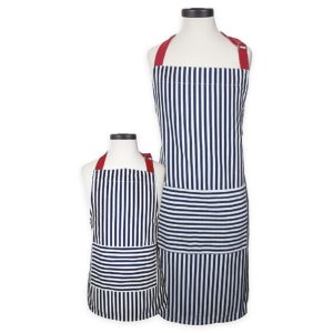 Adult and Youth Apron Set