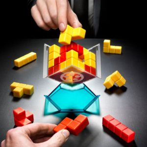 Cube Duel Game