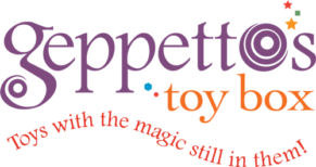 Geppettos toy box - logo