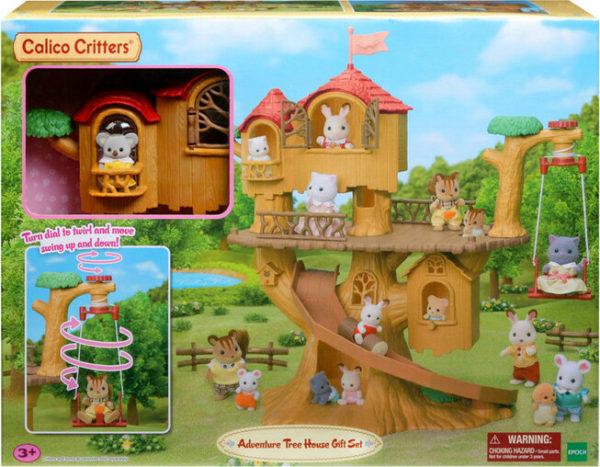 Adventure Tree House Gift Set