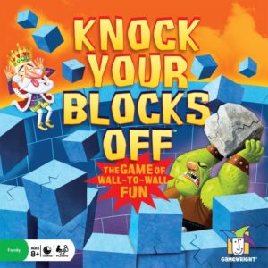 Knock Your Blocks Off Game
