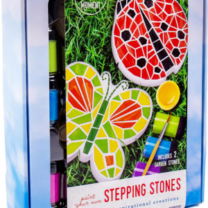 Paint Your Own Stepping Stones