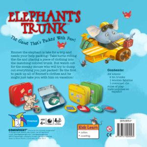 Elephant's Trunk Back