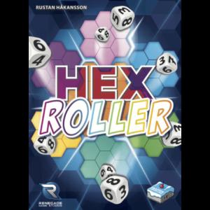 hex roller front